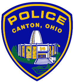 Canton Police Department arm Patch