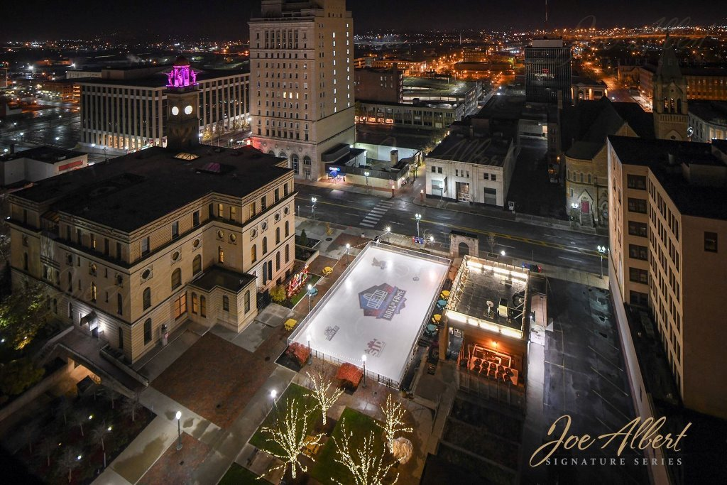 Hall of Fame City Ice Rink